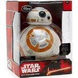 Star Wars - Disney - BB-8 Exklusive Figur (Mehrfach beweglich und mit 17 Soundeffekten)