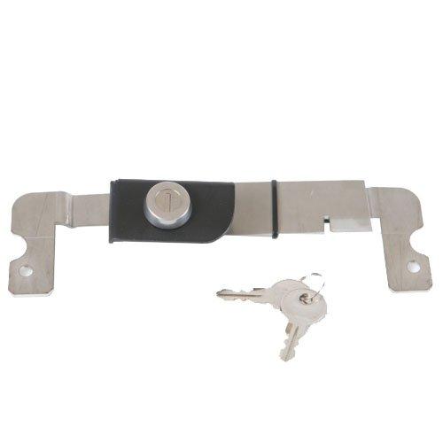 Pop & Lock PL2400 Black Manual Tailgate Lock for Mazda/Ford (Camper Shell Mazda compare prices)