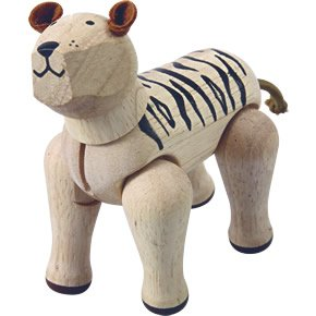 Planimals Wooden Tiger