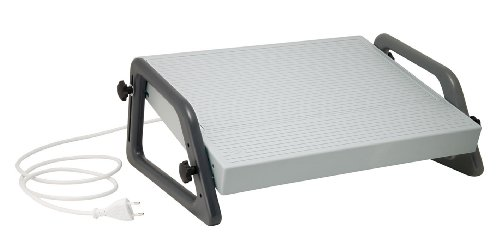 Wedo Relax Therm Footrest - Transparent