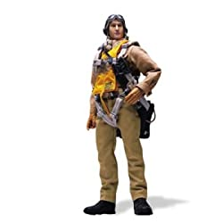 "Elite Force: WWII U.S. Curtis P-40 Warhawk Pilot ""Lt. 'Doc' Miller"" 12"" Military Action Figure"