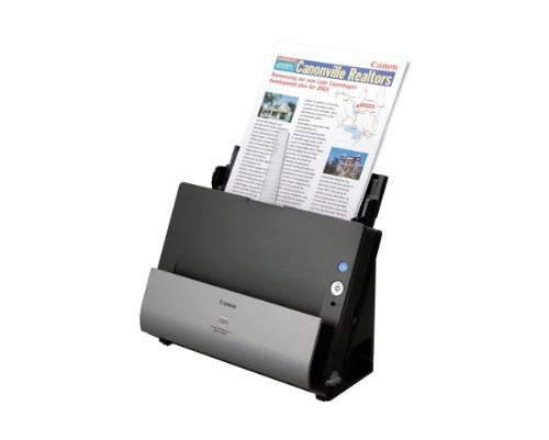 Canon DR-C125W A4 Document Wireless Scanner