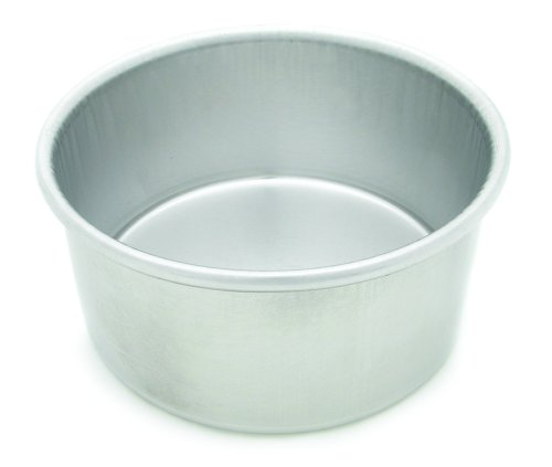 Parrish's Round Cake Pan, 6 by 3-Inches Deep