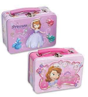 Sofia The First Tote Box (S) [2 Retail Unit(s) Pack] - 67492