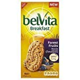 Belvita Breakfast Forest Fruits Biscuits 300G
