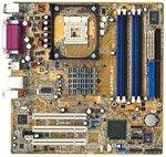 ASUS P4P800-MX - mainboard - micro