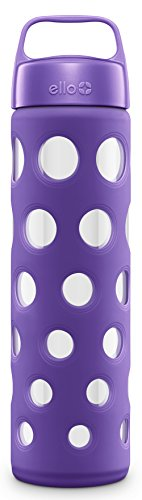 ello-pure-glass-water-bottle-with-silicone-sleeve-grape-fizz-20-oz