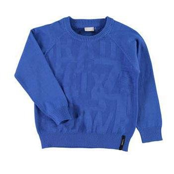 NAME IT ELVIN KIDS KNITTED TOP BAMBINI 116