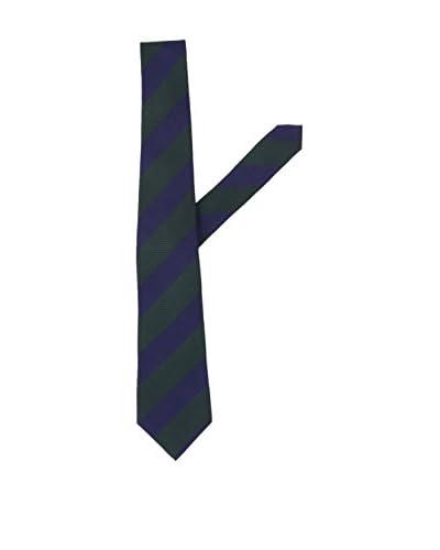 Arcieri Cravatta  Blu/Verde Unica