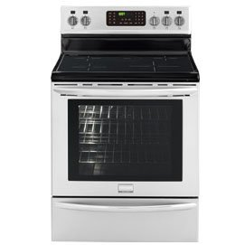 "Frigidaire Fgif3061Nf Gallery 30"" Stainless Steel Electric Induction Range - Convection"
