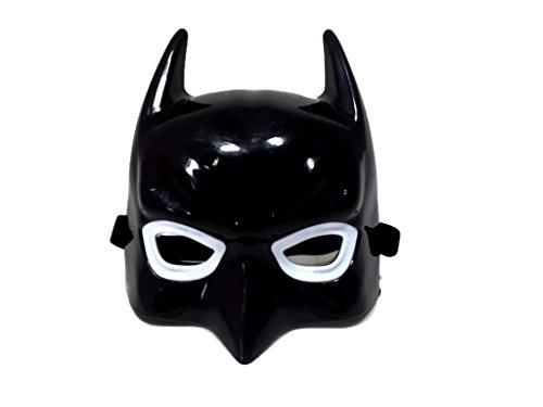 Marvel Superhero The Avengers Costume LED Light Eye Mask (Bat Man)