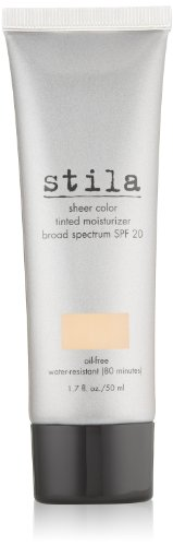 stila Sheer Color Tinted Moisturizer SPF 20, Medium, 1.7 fl. oz.