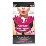 Casabella Premium Water Stop Gloves, Medium 1pr