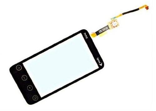 Touch Screen Digitizer For Sprint Htc Evo Shift 4G Knight - Repair Parts Replacement