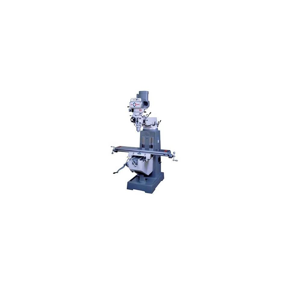 Wilton Vs303aap 220 440 Volt 3 Phase Vertical Milling Machine With