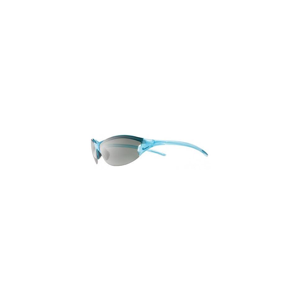 093f26b5a4 Nike Revive Sunglasses Mist Blue Frame w  Grey Lens and Smoke Lens EV0267  405