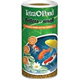 Tetra Pond Pellets Small 1050g Fish Foodby Tetra
