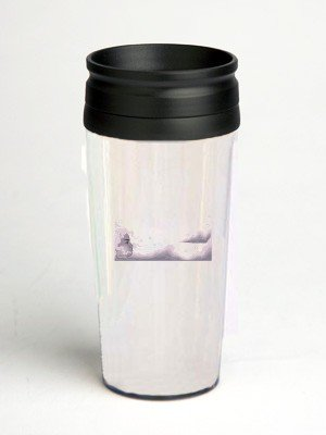 16 oz. Double Wall Insulated Tumbler with wind god - Paper Insert