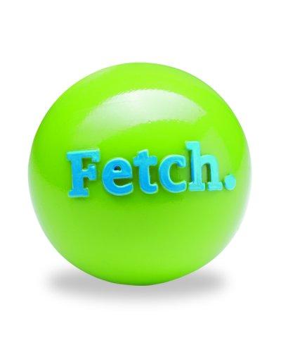 Planet Dog Orbee-Tuff Fetch Ball, Green