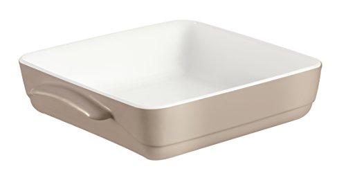 pyrex-4937048-plat-carre-ceramique-wave-muscade-gres-beige-22-x-22-cm