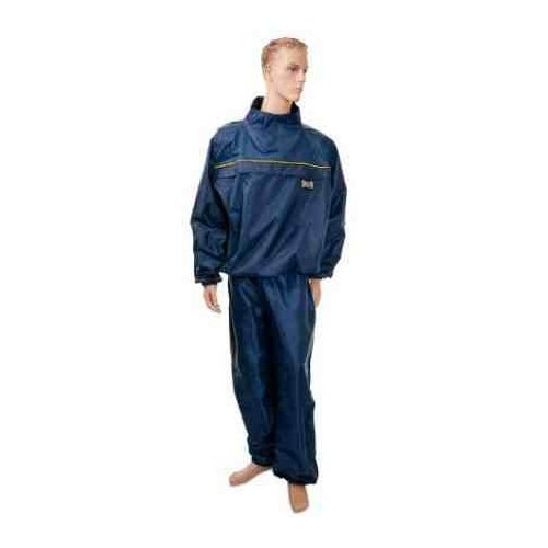 title boxing nylon sweat suit