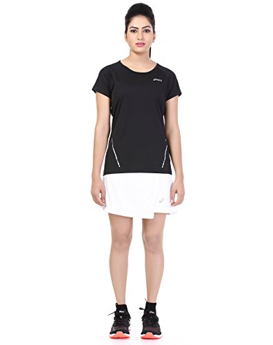 Asics Women's Slim Fit Ss Top