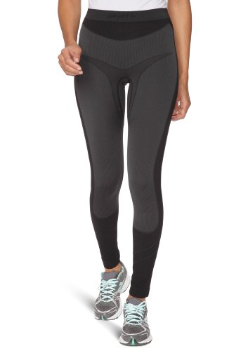 Craft Craft Women's Warm Long Underpant Base Layer: Black; SM