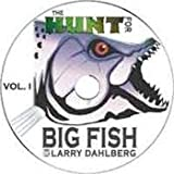img - for The Hunt For Big Fish: Volume 1 by Larry Dahlberg (4 Hour - 2 DVD set of Fly Fishing) book / textbook / text book