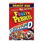 Fruity Pebbles 311g imported from Ame...