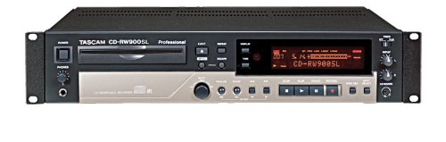 Tascam CD RW 900 SL CD recorder