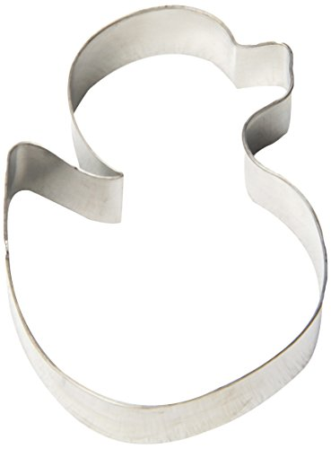 Fox Run 3-Inch Rubber Ducky Cookie Cutter (Country Shaped Cookie Cutters compare prices)