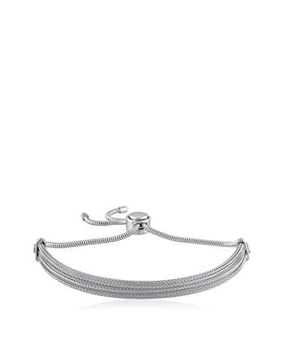 Sofia B. Sterling Silver Mesh Bracelet
