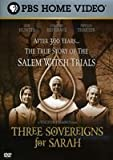 New Pbs Home Video Three Sovereigns For Sarah Documentary Miscellaneous Special Interest Type Dvd
