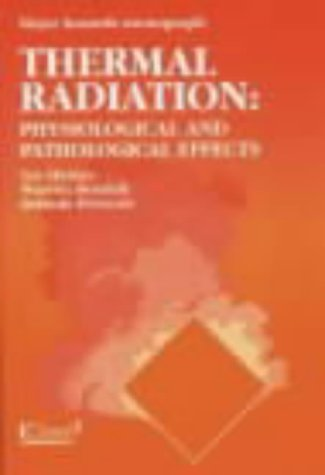Heat Transfer 1994 7 Vol.Set: The Physiological and Pathological Effects (Major Hazard Monograph)