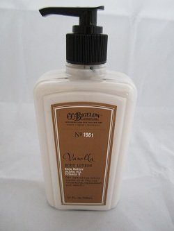 Bath & Body Works C.O. Bigelow No. 1961 Vanilla Body Lotion