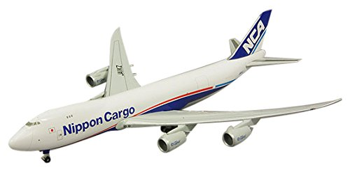 hogan Wings 1/500 B747-8F NCA 日本貨物航空 JA11KZ
