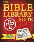 Bible Library Suite
