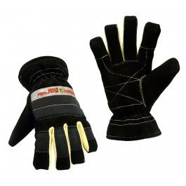 Protech-8 Fusion Structural Firefighting Glove, Large (Tamaño: Large)