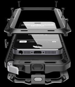 LUNATIK TAKTIK Strike Impact Protection System for the iPhone 5/5s