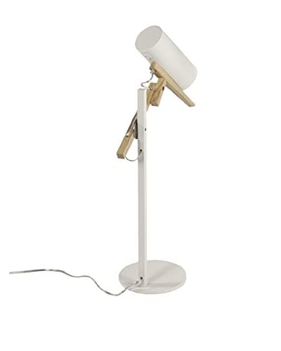 Control Brand The Mandal Table Lamp, White