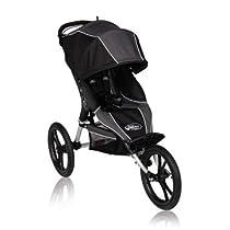 Baby Jogger F.I.T. Single Stroller - Slate/Crimson