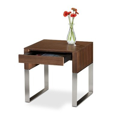 Cheap Cascadia End Table with Drawer (1746-CSW)