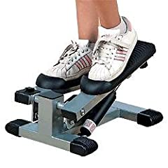 Buy Deluxe Mini Stepper Exercise Machine by FLG Exercise