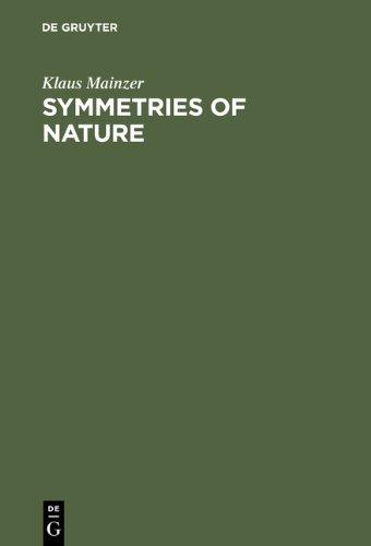Symmetries of Nature