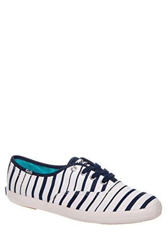 Champion Pop Stripe Low Top Sneaker