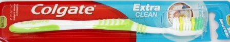 Colgate Extra Clean Full Head, Medium Toothbrush #41, Pack o