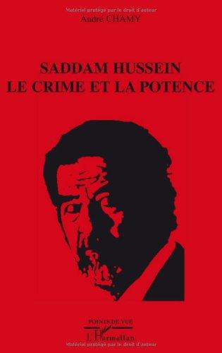 Saddam Hussein : le crime et la potence