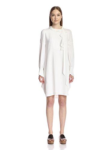 Chloé Women's Ruffle Front Dress