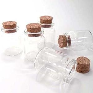 ガラス瓶10個入り