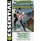 Essential Monster Of Frankenstein Volume 1 TPB (Essential (Marvel Comics)) (0785116346) by Friedrich, Gary